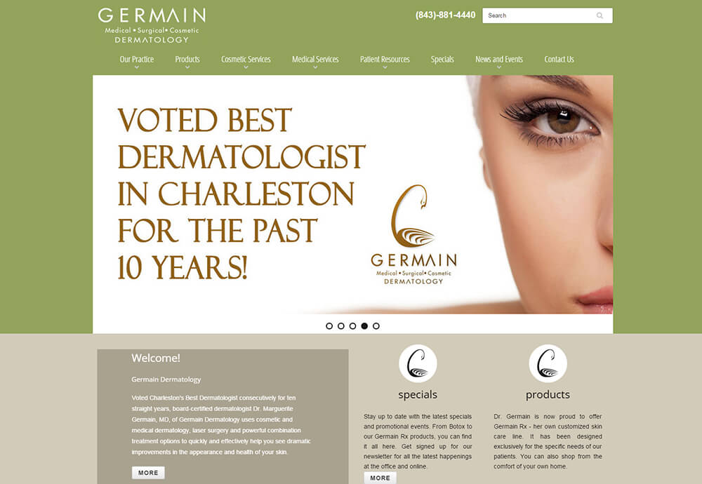 Germain Dermatology