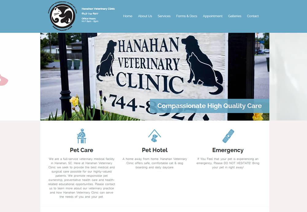 Hanahan Veterinary Clinic