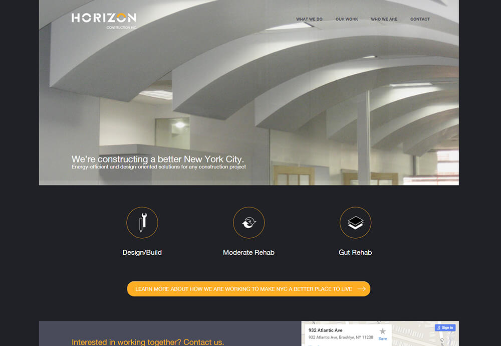 Horizon Construction Inc.