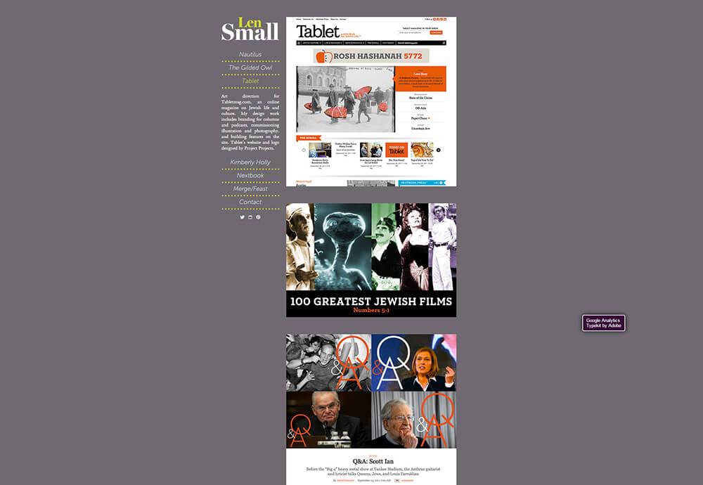 Len Small Design