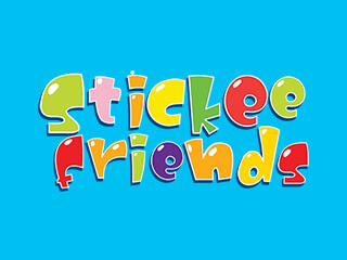 Stickee Friends