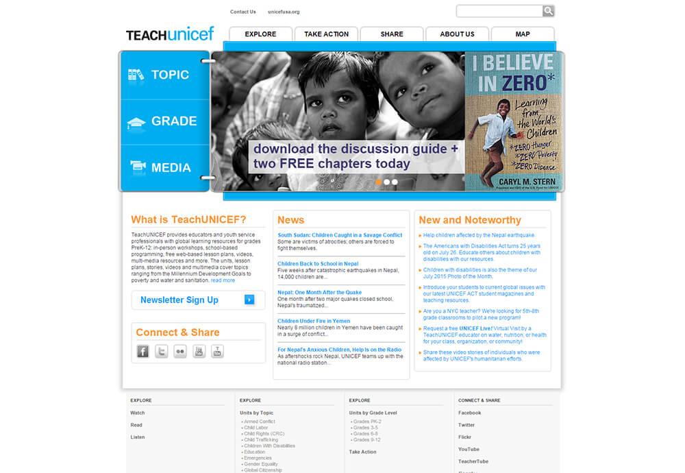 Teach Unicef
