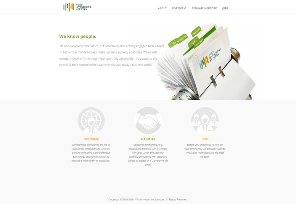 Webb Investment Network